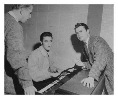 The Million Dollar Quartet – COMPLETE PHOTOGRAPHY (December 4, 1956) | Elvis – Echoes Of The Past