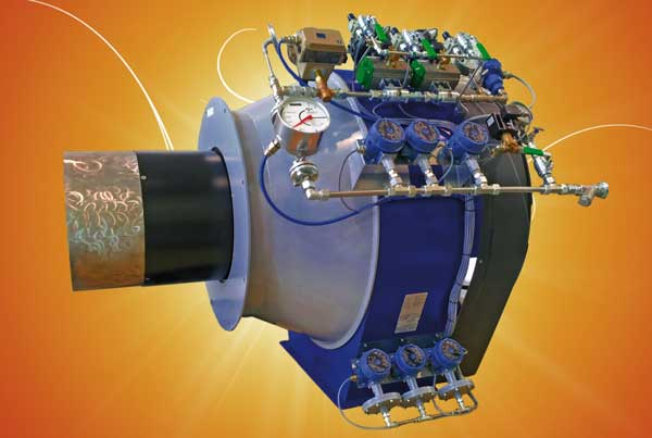 ATEX Industrial Burners | Innovation and R&D&i | E&M Combustion