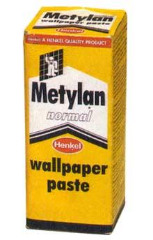 EMREHAN >>> ÜRÜNLERİMİZ >>> HENKEL >>> Adhesives >>> METYLAN Normal Wallpaper Adhesive