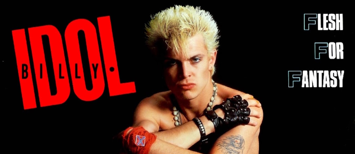 Billy Idol   Epic Rights