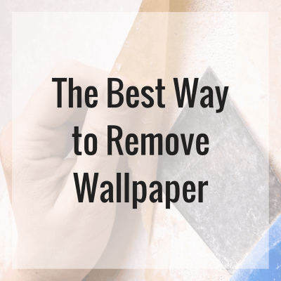 ESP Painting - Best Way to Remove Wallpaper