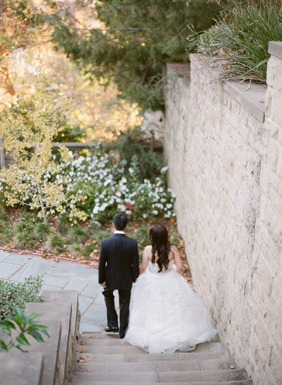 Yvonne + Mo | Beverly Hills Wedding at Greystone Mansion ...