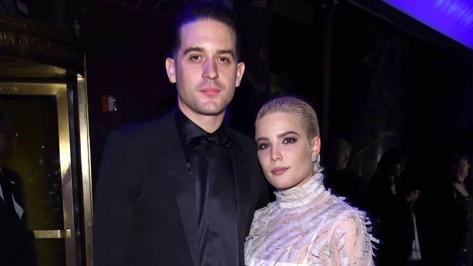 Halsey and G Eazy Reignite Their Romance at MTV VMAs After Party     G Eazy and Halsey