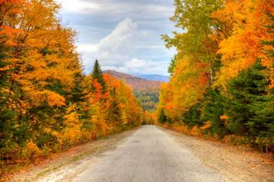 Maine Fall Foliage Photos @ eTravelMaine