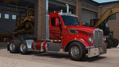 Peterbilt 567 v13.06.18 1.31.x Mod -Euro Truck Simulator 2 Mods