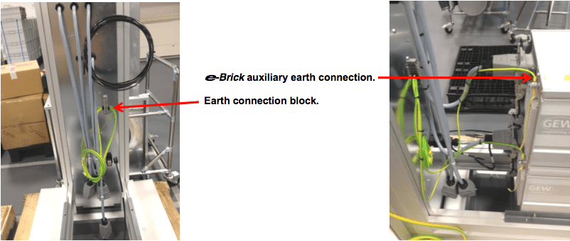 e-Brick Earthing