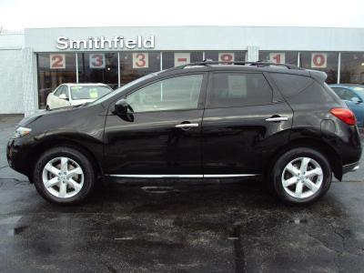 Used 2010 NISSAN MURANO SL SL awd For Sale ($11,750) | Executive Auto Sales Stock #1325