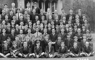 Retford Grammar School 1957 - Pupil Panorama