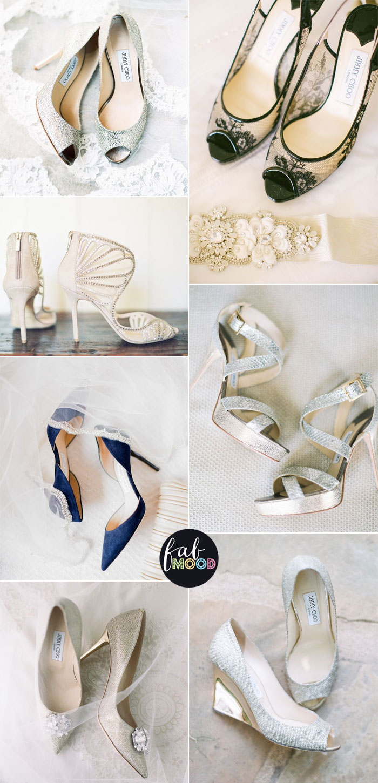 designer wedding shoes jimmy choo wedding shoes Jimmy Choo Wedding Shoes fabmood com