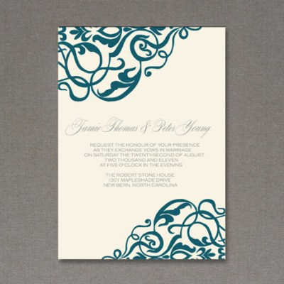 5 BEAUTIFUL & Elegant Free Wedding Invitations | Fab N' Free