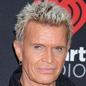 Billy Idol   Bio  Facts  Family   Famous Birthdays Billy Idol