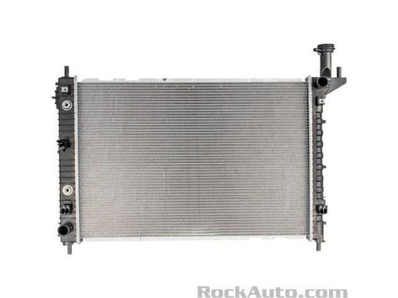 RADIATOR     Faour Autoparts Advanced portal ACADIA  COOLING SYSTEM  GMC  RADIATOR