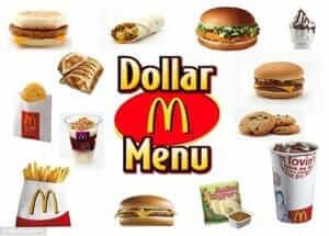 McDonald's Dollar Menu to Get a Facelift