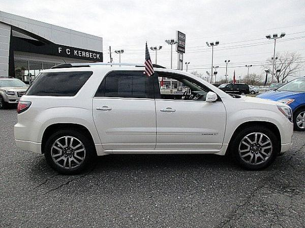 Used 2013 GMC Acadia Denali AWD For Sale   35 990    FC Kerbeck     See more Photos