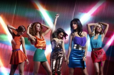 The Saturdays talk Singing and Style