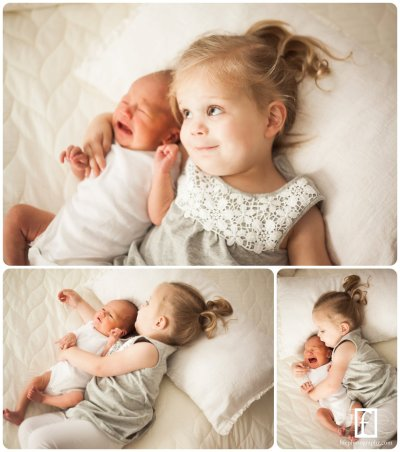 South Jersey Photographer || Lifestyle Newborn Session in ...