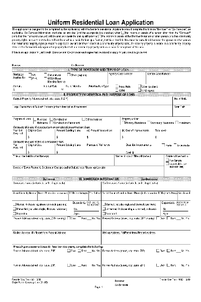 Fill Any PDF Free Forms for 10 : Page 1
