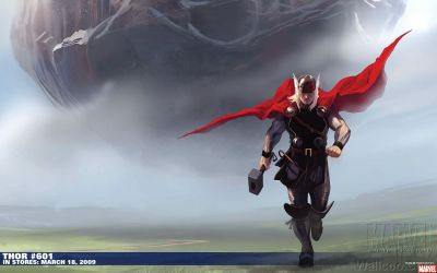 Cool Wallpaper of Thor in Thor #601 7 - Wallcoo.net