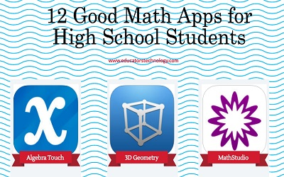 12 Good Math Apps for High School Students | Flexible Learning Strategies