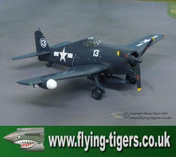 latesthellcat - Flying Tigers