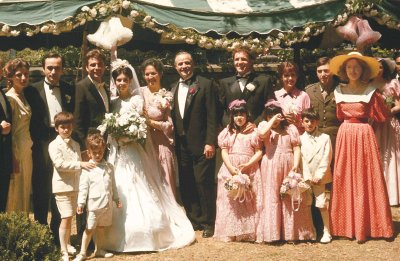 The Godfather : when fiction encounters reality