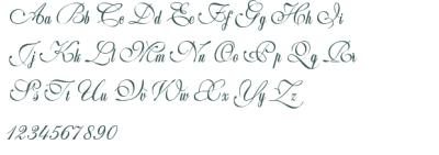 Wedding Script Bail font download free (truetype)