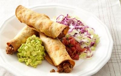 How To Make Oven-Fried Beef Taquitos - Food Republic