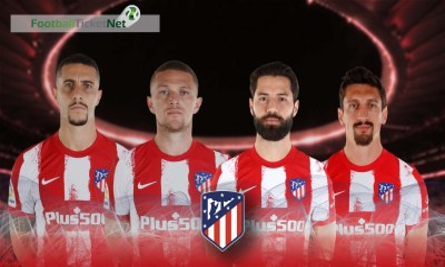 Atletico Madrid Tickets 2018/19 Season | Football Ticket Net