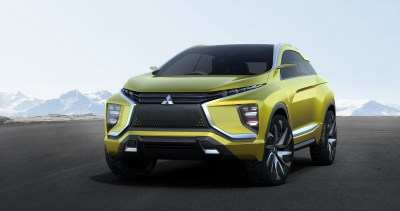 Mitsubishi all-electric mini SUV coming in 2019 - ForceGT.com