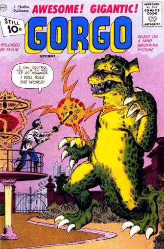 Symbolism and Biology of GORGO | Forces of Geek