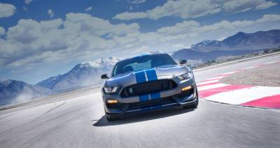 Ford Mustang Shelby GT350 2017: Auto Deportivo   Detalles del Modelo   Ford.com