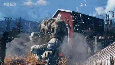 The Fallout 76 Map Has Been Leaked And It's Huge
