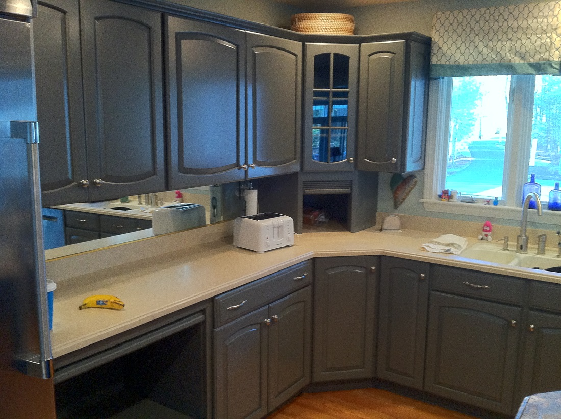 kitchen cabinet refinishing in bridgewater ma different color kitchen cabinets Kitchen Cabinet Remodeling in Bridgewater MA