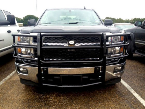 FRANK SUPPLY CO  1500 SILVERADO WITHOUT FRONT SENSORS  1127P