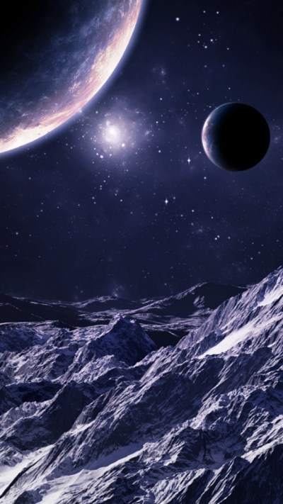 Outer Planet Wallpaper - Free iPhone Wallpapers