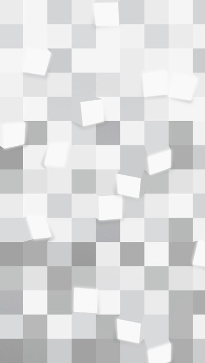 Grey Abstract Blocks iPhone 6 / 6 Plus and iPhone 5/4 Wallpapers