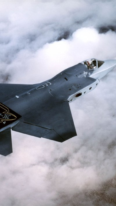 Lockheed Martin F-35B Wallpaper - Free iPhone Wallpapers