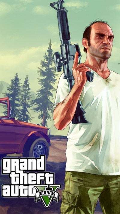 Grand Theft Auto V Wallpaper - Free iPhone Wallpapers