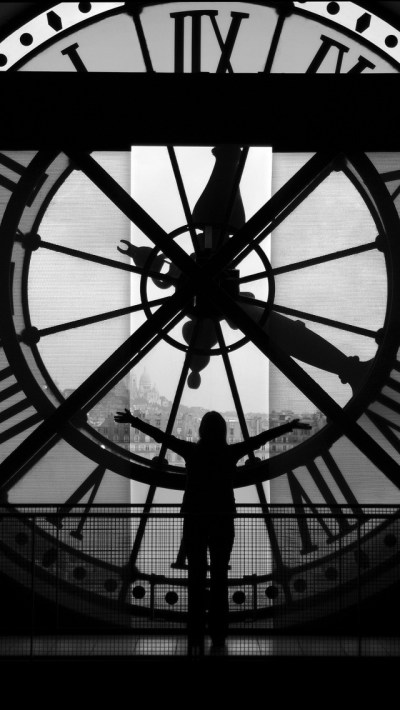 Orsay Museum and The Clock Wallpaper - Free iPhone Wallpapers
