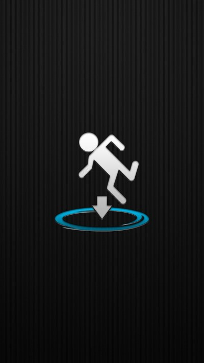 Portal Game Wallpaper - Free iPhone Wallpapers