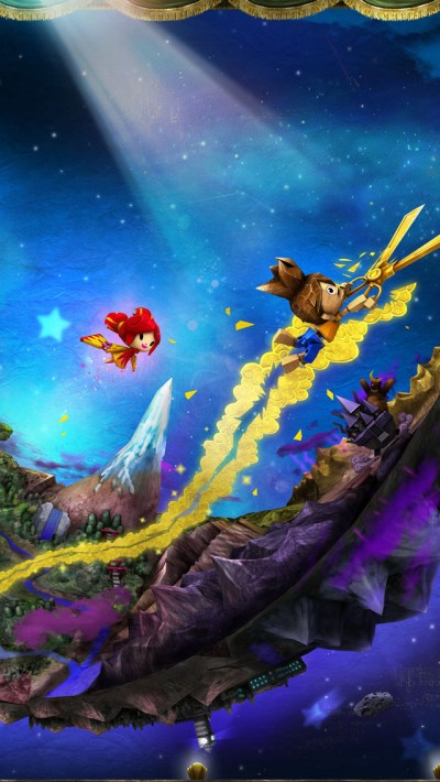 Puppeteer for PlayStation 3 Wallpaper - Free iPhone Wallpapers