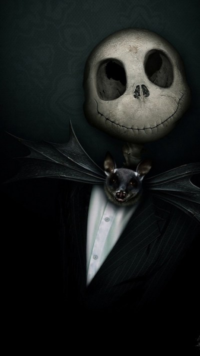 The Nightmare Before Christmas iPhone 6 / 6 Plus and iPhone 5/4 Wallpapers