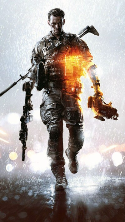 Battlefield 4 Video Game Wallpaper - Free iPhone Wallpapers