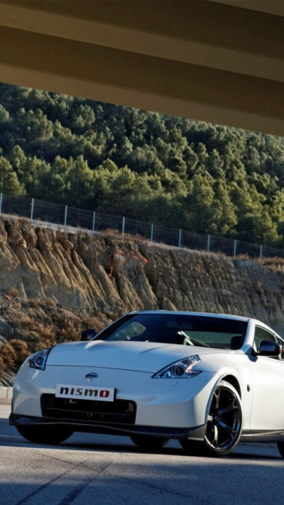 Nissan 370Z Nismo Wallpaper - Free iPhone Wallpapers