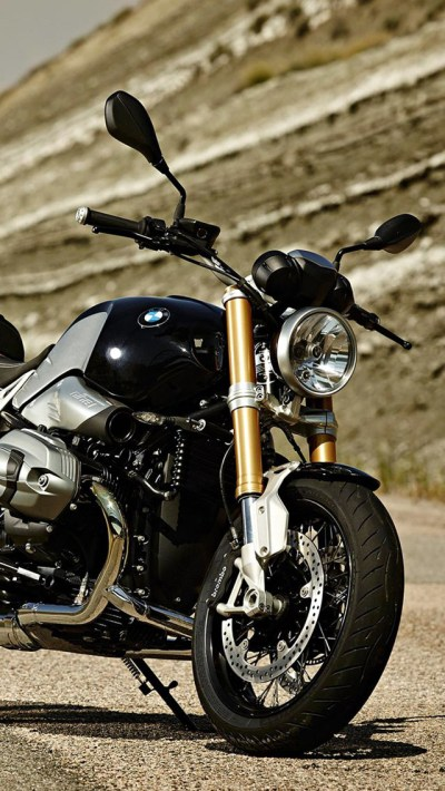 BMW R nineT 2014 iPhone 6 / 6 Plus and iPhone 5/4 Wallpapers
