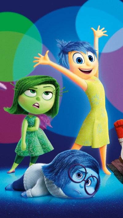 Pixar's Inside Out 2015 Wallpaper - Free iPhone Wallpapers