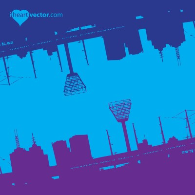Cool Urban Background Vector Art & Graphics | freevector.com