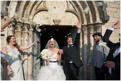 A Texan and a Frenchman marry in Burgundy - the Texas of ...