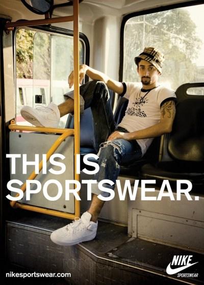 70 Ejemplos de publicidad de Nike - Frogx Three