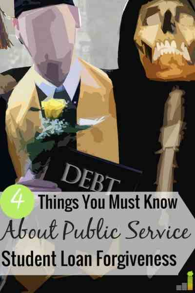 Why Public Service Student Loan Forgiveness Might Not Work for You - Frugal Rules